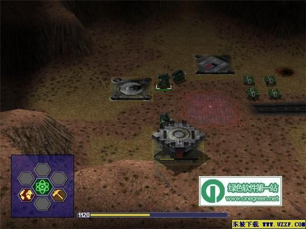 战争地带2100 复活版[绿色版] - 即时战略游戏截图0